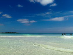 egzotyczna plaża