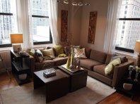 Pokój, salon domowy