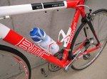 bidon na rowerze